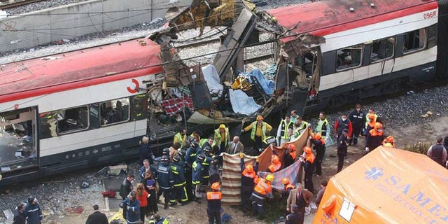In 2004, terrorists inspired by Al Qaeda struck in Madrid, killing 192 on the commuter rail system