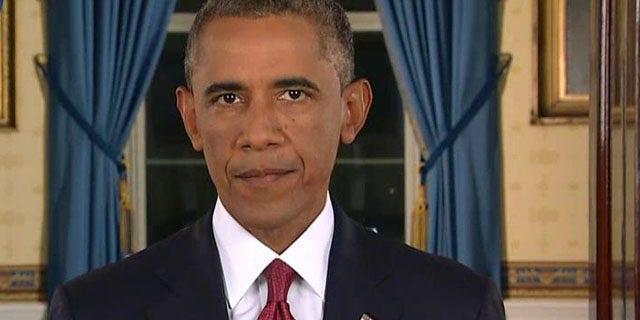 Sept. 10, 2014: President Obama address the nation.