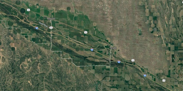 Wilson was driving westbound on I-80 at the time of her infractions.