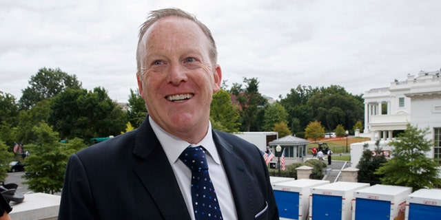 Since he left the White House, former press secretary Sean Spicer has met the Pope, appeared at the Emmy Awards and attended MLB games.