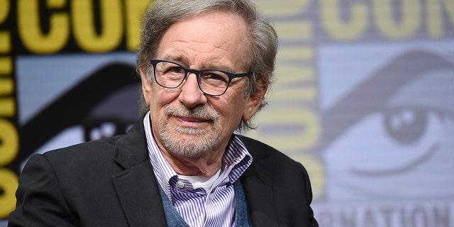 Steven Spielberg pictured in 2017.