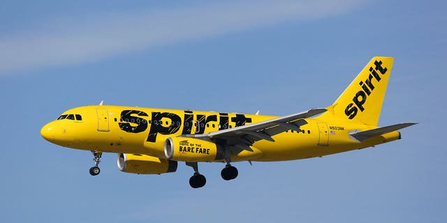 spirit airlines passenger accused of sexually assaulting 22 year old