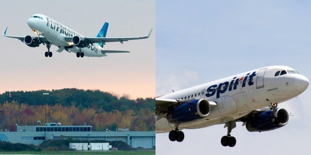Just in time for one of the busiest travel time of the year, Frontier and Spirit airlines are jacking up their bag fees.
