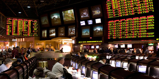 The U.S. Supreme Court struck down a federal law barring sports gambling on Monday.