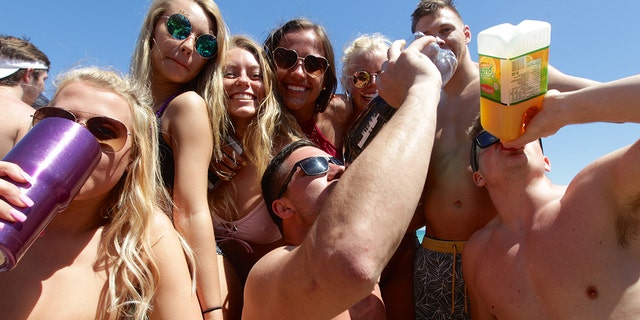 Several Florida cities have issued new rules to try and curtail the rowdy spring break crowds.