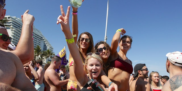 The crackdown seems to be working with 220 spring breakers arrested in Panama City Beach as of March 13.