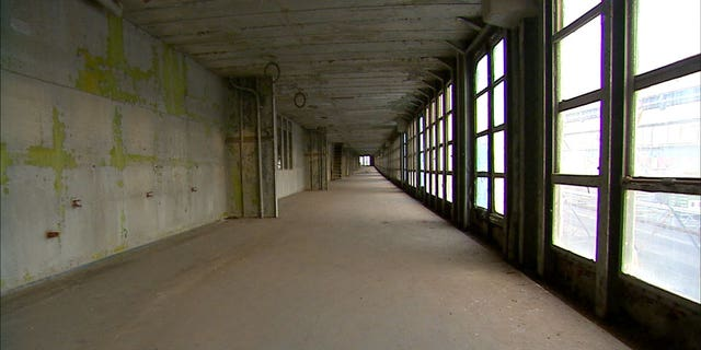 The S.S. United States Conservancy is hoping to raise enough money to possible transform the ship into a hotel, mall or museum.