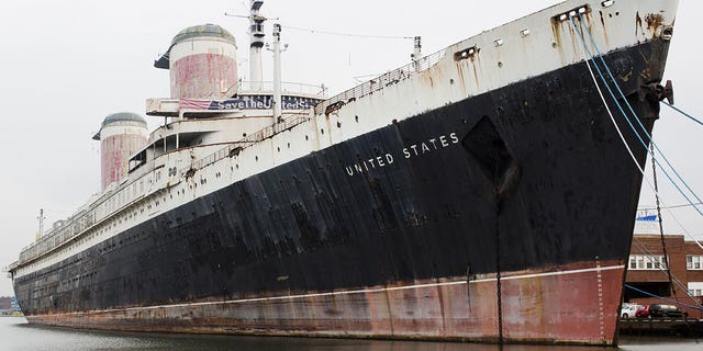 The S.S. United States is currently sitting unused at a Philadelphia shipyard. But a conservancy group is hoping to help the once-proud liner set sail once more.