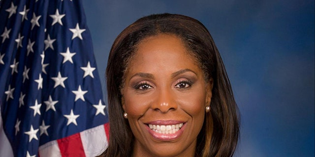 Congressional delegate Stacey Plaskett had private images of her leaked online by a former staffer, prosecutors said.