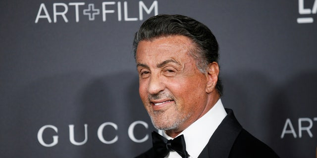 Sylvester Stallone's is not a member of Trump's Mar-a-Lago club despite his recennt attendance, his rep confirmed.