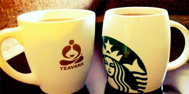 Starbucks' Teavana Fine Teas + Teavana Tea Bar will serve sweets and other food including flatbreads, salads and small plates ranging in price from about $3 to $15.