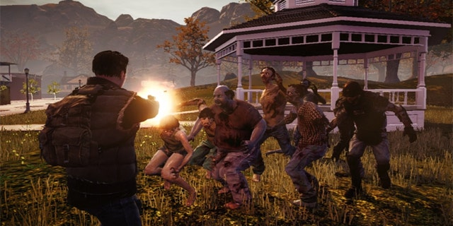 Video game, State of Decay, is the second to be banned in Australia in 24 hours.