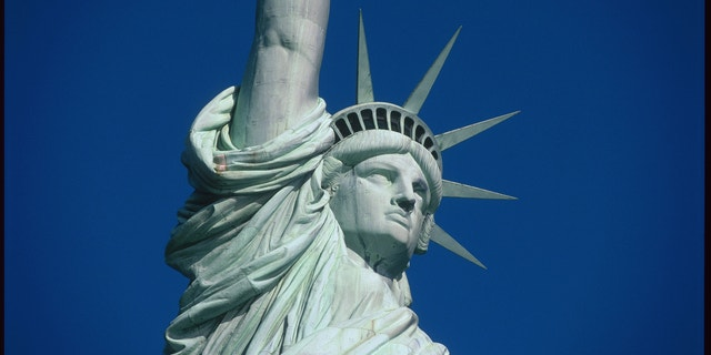 The Statue of Liberty is scheduled to reopen July Fourth for the first time since Superstorm Sandy.
