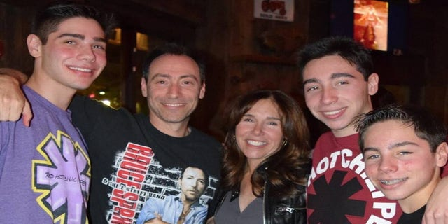 Five of the Costa Rica crash victims were identified as the Steinberg family from Scarsdale, N.Y.
