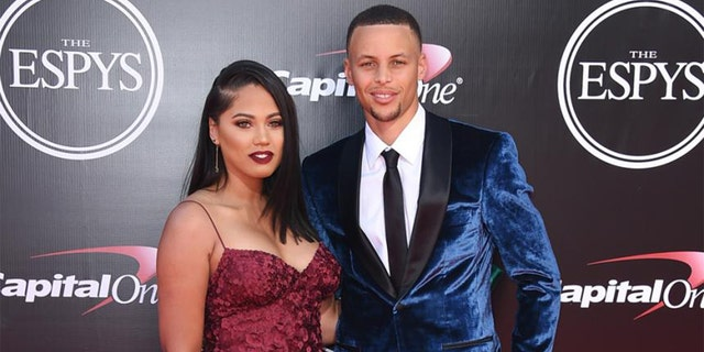 Steph and Ayesha Curry are helping communities in Oakland.