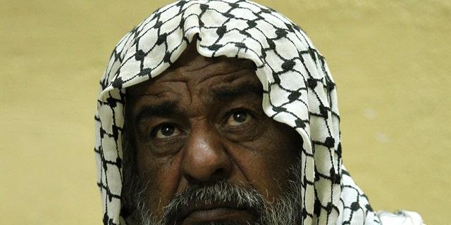 """Abo Hussein, father of son killed in Iraq's 2014 """"Speicher Massacre"""""""
