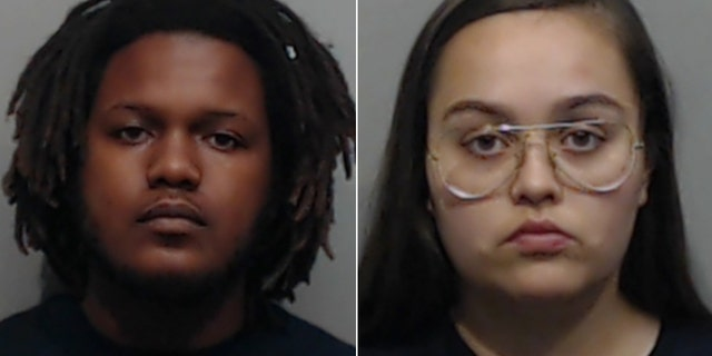 """Stevie Dwayne Williams, 24, and Dazrine Ruth Chagoya-Williams, 20, were charged in the death of their 21-month-old son, but claimed """"Demons"""" hurt the boy, police said."""