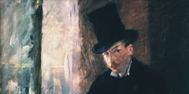 """The painting """"Chez Tortoni"""" by Manet was one of 13 items stolen from Boston's Isabella Stewart Gardner Museum in 1990. The artworks have never been recovered."""