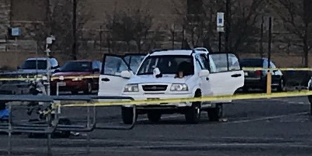 A pipe bomb was found inside a stolen vehicle at a Walmart in Broomfield, Colorado.