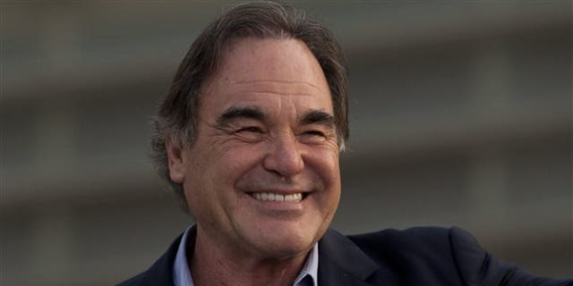 Oliver Stone is known best for his films 'JKF,' 'Platoon' and 'Natural Born Killers.' (AP)