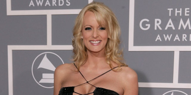 Former porn star Stormy Daniels' -- whose real name is Stephanie Clifford -- has said she signed a nondisclosure agreement regarding her one-time alleged sexual encounter with Donald Trump in 2006.