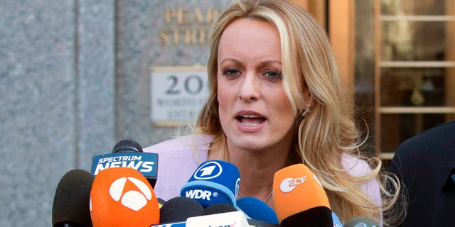 Porn star Stormy Daniels, whose real name is Stephanie Clifford, claims to have had a one-time sexual encounter with Trump in 2006.
