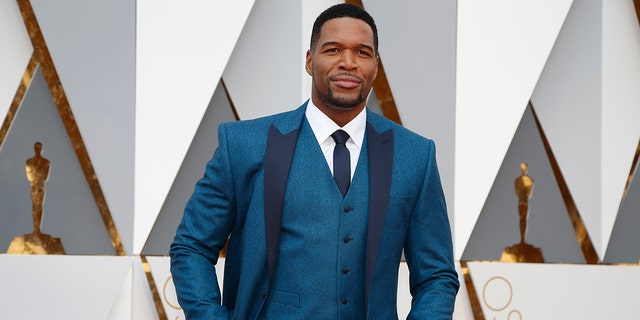 Michael Strahan reportedly said he felt he couldn't speak up for himself while at 'Live with Kelly.'