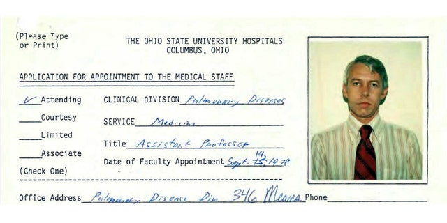 Dr. Richard Strauss, who worked as the team doctor from the mid-1970s to late 1990s, is accused of abusing student-athletes at Ohio State University.