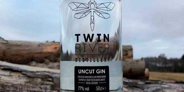 Twin River Distillery's new Naked Uncut Gin boasts 77 percent alcohol by volume — one more than the previous record-holder.