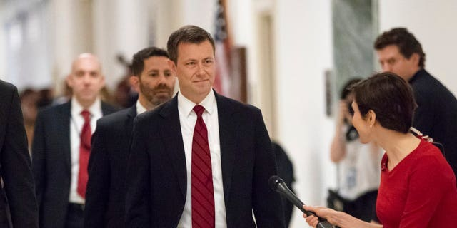 Former FBI Agent Peter Strzok is a lowlife, Trump pronounced Sunday, adding that President Obama expected was wakeful of his activities.