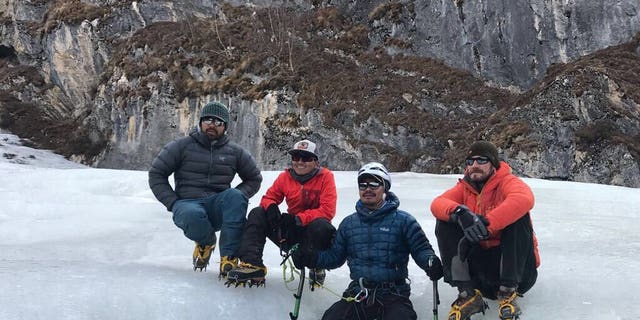 Hari Budha-Magar, 38, will climb Mt. Everest with a group called Conquering Dreams, an expert team of Royal Gurkha, U.S. Marine Corps and Navy Seal veterans.