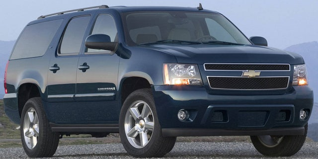 This 2007 Chevrolet Suburban was built at GM's Janesville factory.