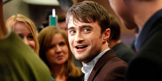 Westlake Legal Group sundance3 Daniel Radcliffe says he was mistaken for a homeless man: 'Apparently, I need to shave more often' Julius Young fox-news/entertainment/tv fox-news/entertainment/movies fox-news/entertainment/celebrity-news fox-news/entertainment fox news fnc/entertainment fnc c9024632-bb96-52b5-bbdd-c97effb323f3 article
