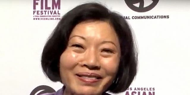 Actress Elizabeth Sung attends a Los Angeles Asian Pacific Film Festival. She was respected for her work with the Asian American entertainment community.