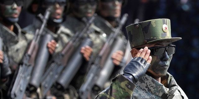 Even suglasses, which are not the wraparound, protective type worn by western army special operators, are dubious, say experts.