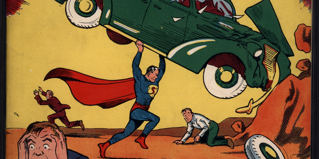 Superman's first appearance was in Action Comics #1 released in 1938.