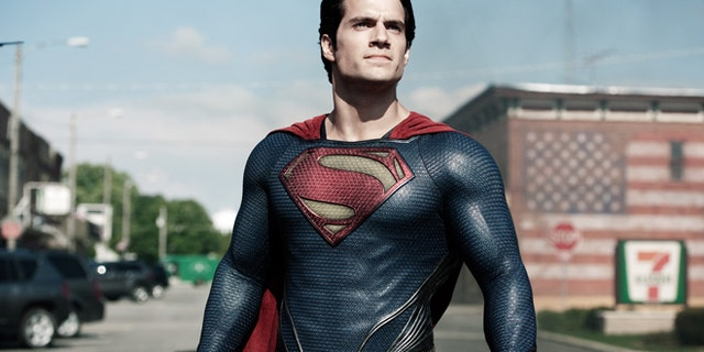 Henry Cavill in talks to reprise Superman (sans mustache) for Warner Bros