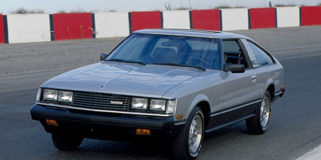 The original Supra was a higher performance version of the Celica.