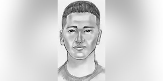 "The FBI released a forensic sketch of a suspect identified as ""David."""