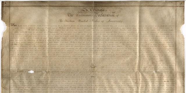 The Sussex Declaration