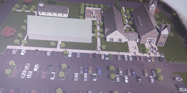 The new worship center and education building are expected to cost $3 million. The cost will be covered by donations and the North American Mission Board.