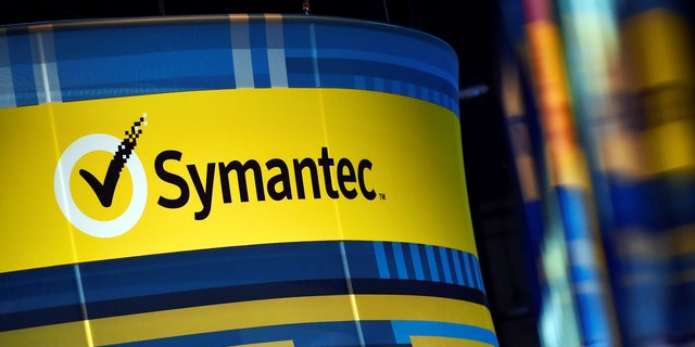 File photo The Symantec booth is seen during the 2016 Black Hat cyber-security conference in Las Vegas, Nevada, U.S. Aug. 3, 2016. (REUTERS/David Becker)