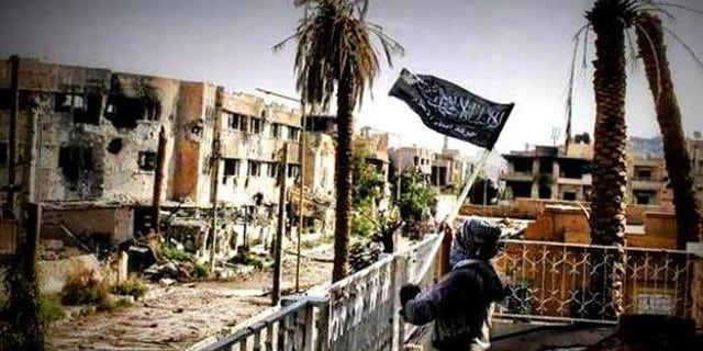 Only a handful of Christians remain in Raqqa, ISIS' de facto Syrian capital.