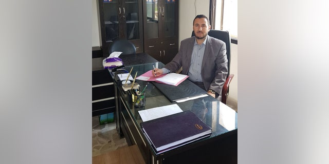 Muhammad Abbas, Head of Public Prosecution at the Magistrate Court in Sawran Azaz