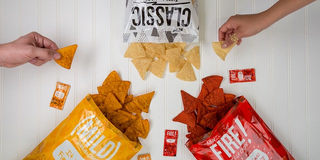 Taco Bell's upcoming offering will be available in supermarkets and convenience stores this May.