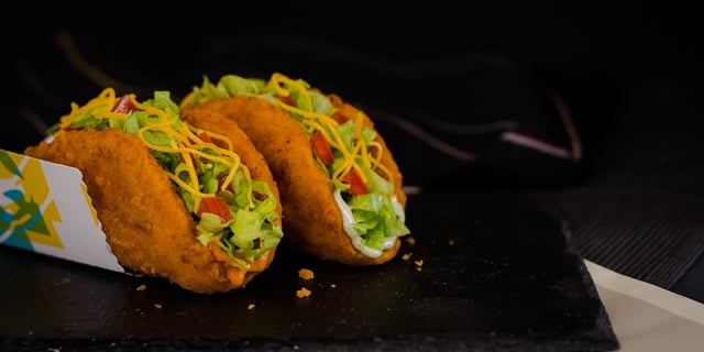 The Naked Chicken Chalupa, which the fast food giant first debuted in January 2017, has a shell that is made out of white-meat fried chicken and Mexican spices. The shell is filled with lettuce, tomato, cheese and a creamy avocado ranch sauce.