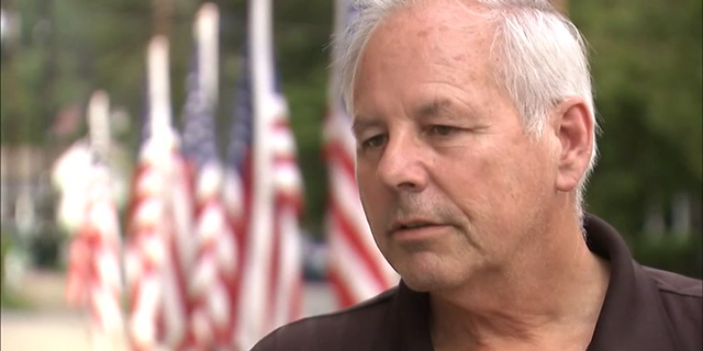 Kevin Tafel spoke to Fox 5 about the incidents abroad involving his son. (Fox 5)