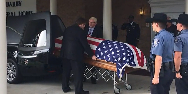 Kyle Tafel's body was returned to the United States Wednesday after his mysterious death in Belarus. (Fox 5)