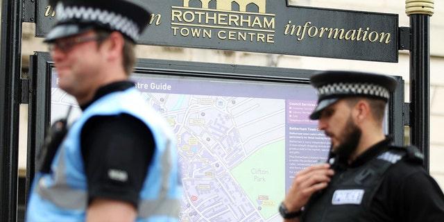 A new report says that the number of victims in a child sexual abuse scandal that rocked a small British city is more than 1,500.