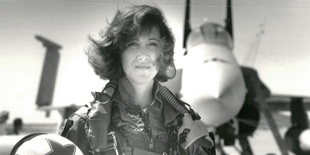 The 56-year-old pilot has decades of experience in aviation, serving as one of the first female fighter pilots in U.S. military history and later joining Southwest in 1993.